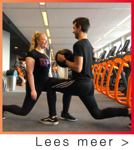 Duo oefeningen samen sporten fitness personal training basic fit amsterdam